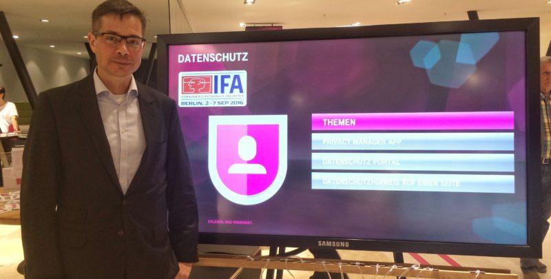 Datenschutzprojekt Telekom